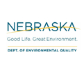 Nebraska. Good Life logo