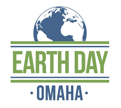 Earth Day Omaha logo