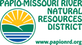 Papio-Missouri river natural resources district logo